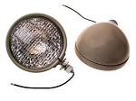 2N13005 Years:1939-64 Tract-O-Lite Head Lamp Assembly (6 Volt)