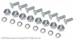 355471Kit Years:1948-54 Running Board Bolt Kit