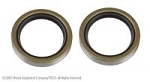 8N4233A Years:1950-54 Oil Seal Assembly (Rear Axle Shaft) Inner