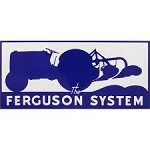 FTD117 Years:All The Ferguson System Decal