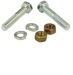 20486S8Kit Years:1939-52 Bolting Kit (Muffler Clamp)