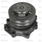 EAPN8A513E Years:1965&Up Water Pump, Double Groove V-Belt Pulley, With Gaskets (Less Back Housing)