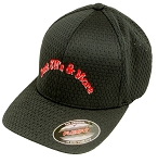 FLEXFIT-HAT Just8N's Flex Fit Hat (Black)
