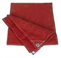 TU56CCR Years:ALL Umbrella Cover, Red Canvas
