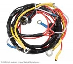 310996 Years:1958-64 Wiring harness. For 6 Volt Systems.