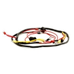 310996R Years:1958-64 Wiring harness. For 6 Volt Systems.