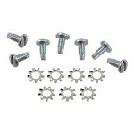 357622K Years:1939-64 Fan Shroud Screw Kit