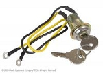 8N3679C Years:1939-64 Ignition Switch Assembly With 2 Keys