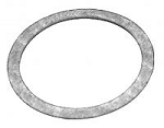 8N7011 Years:1939-74 Gasket (Transmission Drain Plug)