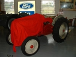 8N17049 Years:1939-64 Indoor Dust Cover For Restoration Tractor