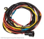 8N14401B Years:1948-50 Wiring Assembly (6V Main)