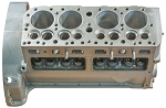 8N6010 Years:1950-52 Engine Block Assembly (Remanufactured)
