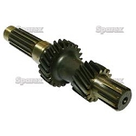 8N7111 Years:1948-52 Counter-shaft (Transmission)