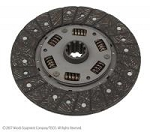 8N7550 Years:1939-57 Disc Assembly (Clutch) 9