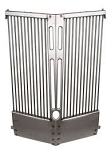 8N8204 Years:1948-52 Grille Assembly