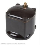 9N12024-12V Years:1939-50 Coil Assembly (Ignition) 12-Volt
