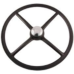 9N3600 Years:1939-41 4 Spoke Steering Wheel W/Center Cap