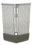 9N8206D Years:1941-1947 Grille Assembly (Late 1941-1947)