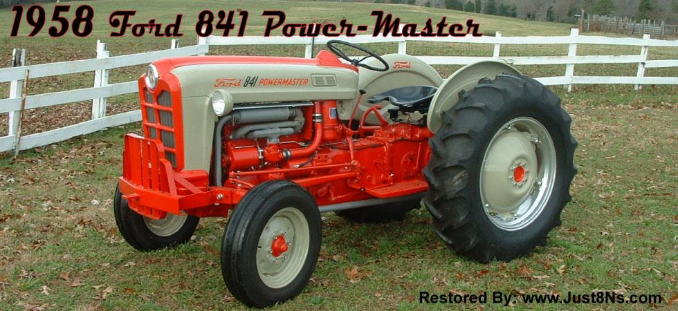 redbelly tractors