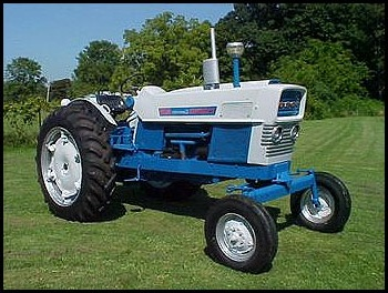 ford6000
