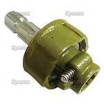 C660QR Over-Run Coupler (Quick Release) 1 3/8-1 3/8 (6 Spline)