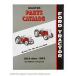DG1 Years:1939-54 Master Parts Catalog 9N,2N,8N,NAA