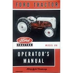 DG2 Years:1948-52 8N Operators Manual