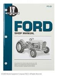ITFO20 Years:1955-64 Shop Service Manual