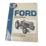 ITFO4 Years:1939-52 9N,2N,8N Shop Manual