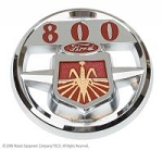 NDA16600A Years:1955-57 Hood Emblem (Fits:800)
