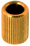 T818 Years:1939-64 Throttle Shaft-Upper Bushing 1/4Shafts O.D. .383, ID .247, L .501.