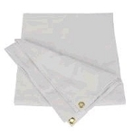 TU56CCW Years:ALL Umbrella Cover White Canvas