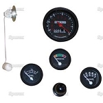 67655 Years:1958-64 GAUGE & INSTRUMENT KIT (Select-O-Speed, 12 Volt)