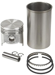 CPN6055A Years:1953-57 Piston, Ring, Liner Kit,134 Gas, 3 Ring (STANDARD BORE)
