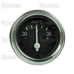 AONN10670A Years:1939-58 Ammeter Assembly (Chrome Bezel)