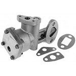 C3NN6621A Years:1955-65 Oil Pump Assembly, Hex Drive, Cast Iron Rotor Type