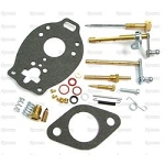 C547AV Years:1955-57 Complete Carburetor Repair Kit. Fits Ford Tractors 800 & 900 With 172 CID Gas Engines.