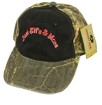 CAMO-HAT Just8N's Camo- Hat (One Size Fits All)