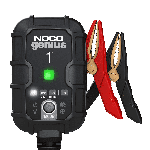 NOCO1 Years: All Smart Battery Charger and Maintainer For 6 & 12 Volt Batteries