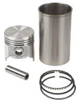 PK15G1 Years:1955-64 Sleeve & Piston Kit, 3.9