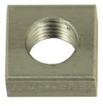 SN3824 Years:1948-52 Square Nut (Dash Support) 3/8x24TPI