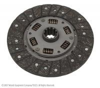 "8N7550 Years:1939-57 Disc Assembly (Clutch)9"" Clutch Disc"