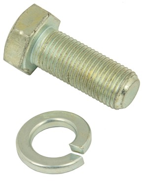 20413S8KIT Years:1943-54 Bolt and Lock Washer Kit