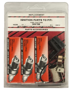 309788 Years:1965&Up Ignition Tune-Up Kit