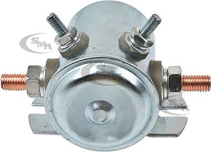 311006 Years:1958-64 Starter Relay, 12 Volt, 4 Post
