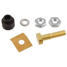 350032Kit Years:1950-64 Primary Screw and Insulator Kit