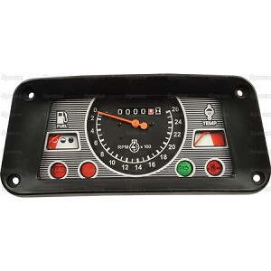 C5NN10849L Years:1965&Up Gauge Cluster