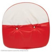 T295RW Years:All Seat Cushion (Red and White)